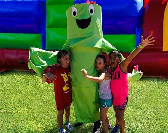 The Inflatable Run | Inflatable 5K Run and Fair With Fun Kids Activities