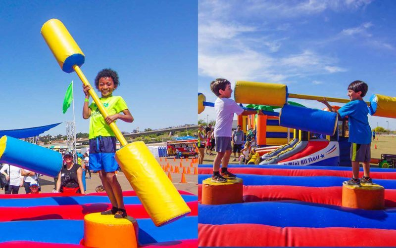 Family Event With Fun Kids Activities Attractions The